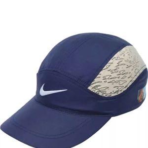Nike X CAV EMPT Tailwind Running Cap Hat NAVY/KHAK